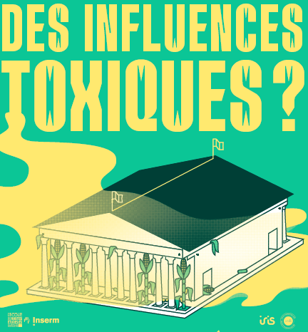 Journée d'étude: Des influences toxiques ? Industrie chimique et santé publique