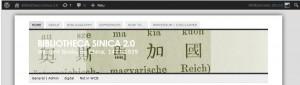 千里之行,始於足下。10 Jahre 'Wiener Chinabibliographie (1477-1939)'
