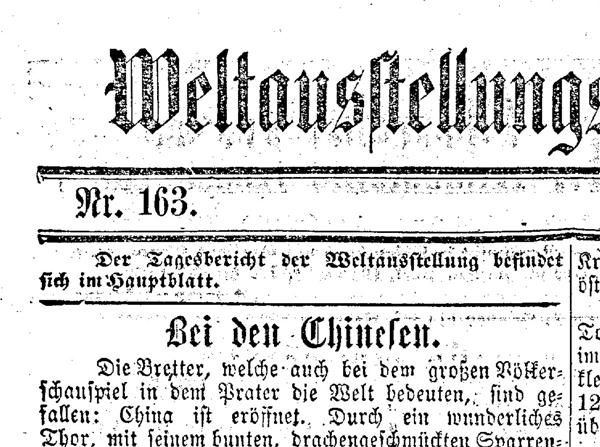 Morgenpost 1873