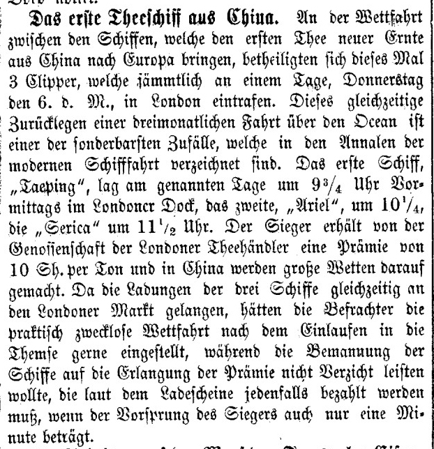 Wiener Zeitung (27.9.1966) S. 830 [Ausschnitt]