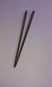 A Pair of Chopsticks