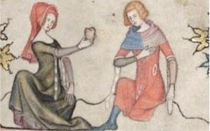 """Aimer"" (Illustration du Roman d'Alexandre)"