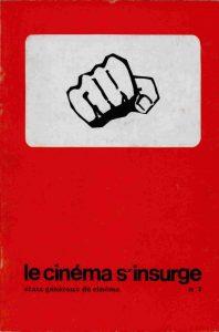Etats généraux du cinéma