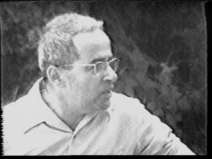 """Jean Pignero, filmé par Vidéo 00 dans """"Bugey Cobaye"""" (1971)"""