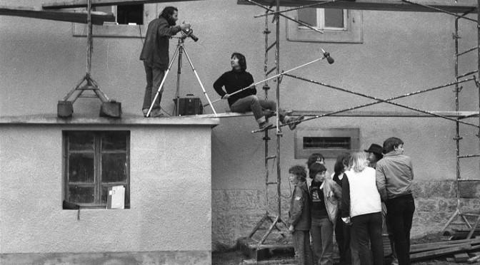 Intervention vidéo et action culturelle
