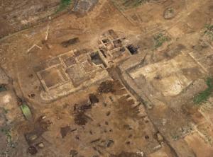 © G. Salvini, archéologue bénévole (site de l'INRAP).