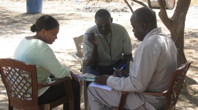 """SEMINAR – """"Interaction between health Institutions in knowledge and medical practices in South Kordofan/Nuba Mountains"""", BY MARIAM SHARIF"""