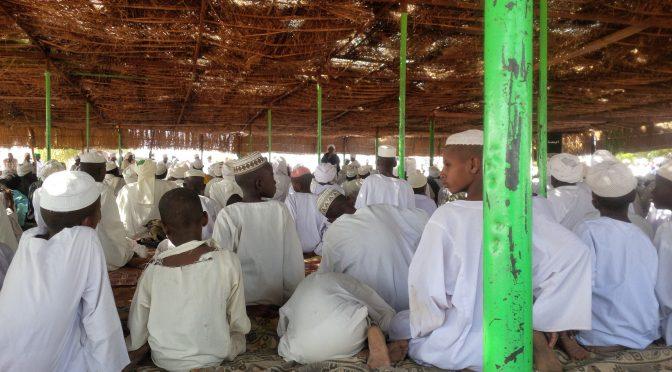 Transient student in CEDEJ Khartoum – Max MUNCH