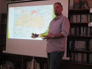 Jan Záhořík, Multiple causes of migration from Africa : Historical perspective