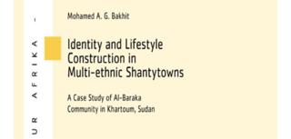 SEMINAR – URBANIZATION DYNAMICS IN GREATER KHARTOUM, Dr. BAKHIT