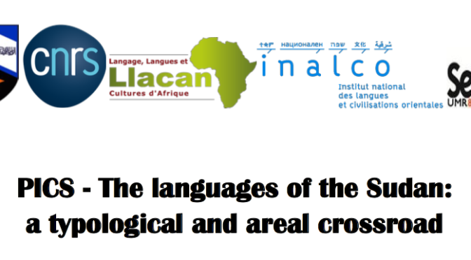 Workshop – 'The languages of the Sudan: A typological and areal crossroad' – Khartoum