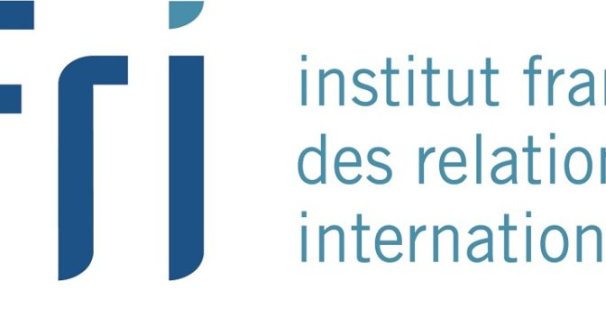 OFFRES D'EMPLOI – Centre Afrique Subsaharienne de l'IFRI