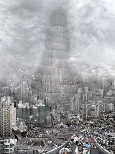 Du Zhenjun, The Wind, 2010