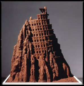 L'âge de fer de la dématérialisation numérique : John Isaacs, The Architecture of Aspiration, 2003
