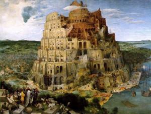 Pieter Bruegel l'Ancien, la Tour de Babel