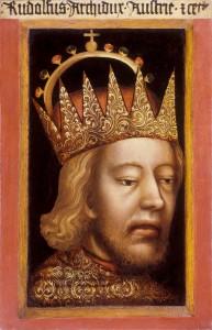 Portrait Rudolph IV