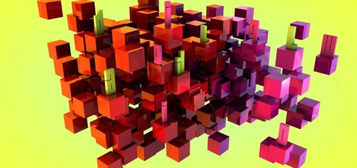 Cubos entrelazados