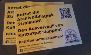 Plakat Stralsund