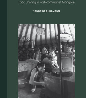 Couverture - Inviting Happiness, Sandrine Ruhlmann