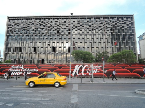 Atatürk kültür Merkezi ©C. Scalbert-Yücel 2015