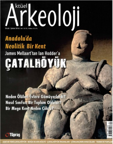 Arkeoloji dergisi cover small