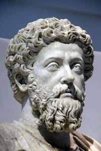 Marc-Aurèle, empereur romain et philosophe stoïcien (121-180)