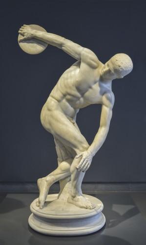 Comme l'athlète, le philosophe doit constamment s'entraîner à devenir meilleur.