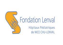 Logo fondation lenval