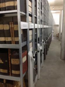 Archivregale Ehreshoven Langbrandtner