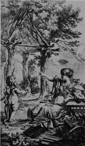Marc-Antoine Laugier, Die Urhütte, 1753