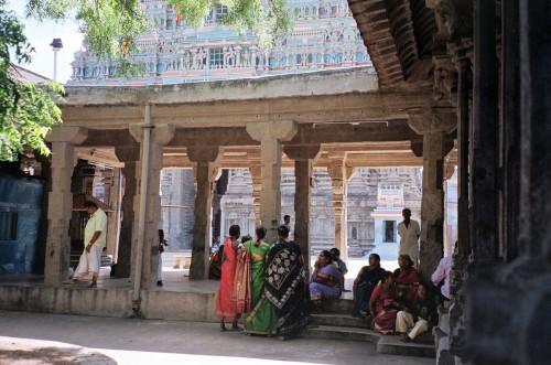 Kasi Visvanathan temple in Tenkasi © Leslie C. Orr