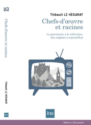 couverture livre chefs d'œuvre et racines