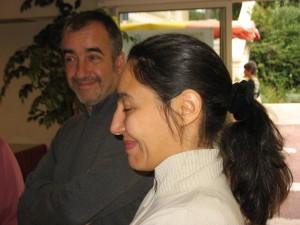 Muriel Foulonneau, remerciée par tous les participants aux FREDOC 2009