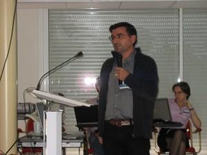 Pascal Garret (université de Tours) : Création de moissonneurs OAI thématiques : l'exemple du moteur OAI-Villes