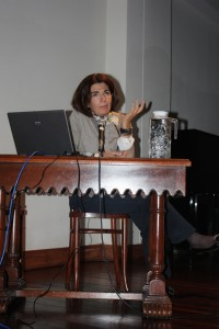 Intervention d'Isabel Gomez-Ayala : Marco constitucional, legal y plan sobre patrimonio bibliográfico (22-25 septembre 2009, Bogotá, Colombie)