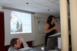 Véronique Ginouvès (MMSH), Mikaël O'Sullivan (MPO) : le portail du patrimoine oral