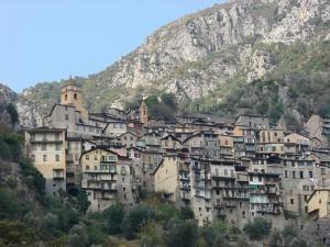 Saorge, vallée de la Roya par Sylvain Gamel