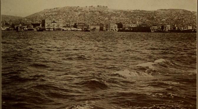Contextualisation d'un corpus sonore : Réfugiés d'Asie-Mineure sur l'île de Syros.