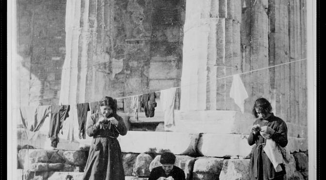 Refugies d'Asie-Mineure sur l'île de Syros en 1922,  entretien avec Katerina Kardamitsi = ΜΙΚΡΑΣΙΑΤΕΣ ΠΡΟΣΦΥΓΕΣ ΣΤΗ ΣΥΡΟ : Η KΑΤΕΡΙΝΑ ΚΑΡΔΑΜΙΤΣΗ ΜΙΛΑΕΙ ΓΙΑ ΤΗΝ ΠΑΓΩΝΑ ΣΚΥΡΙΑΝΟΓΛΟΥ