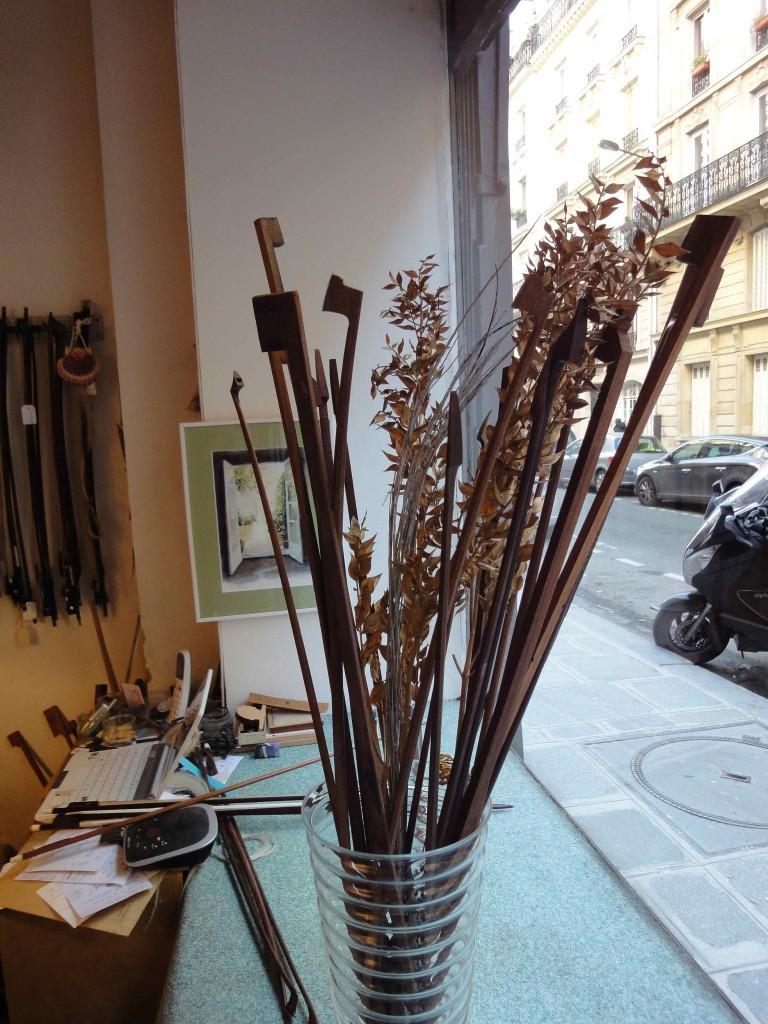 Atelier de l'archetière Sylvie Masson