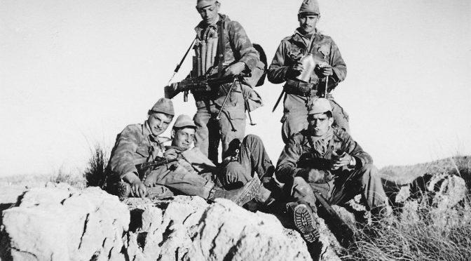 Corpus sonore sur les appelés de la guerre d'Algérie : l'annonce du départ