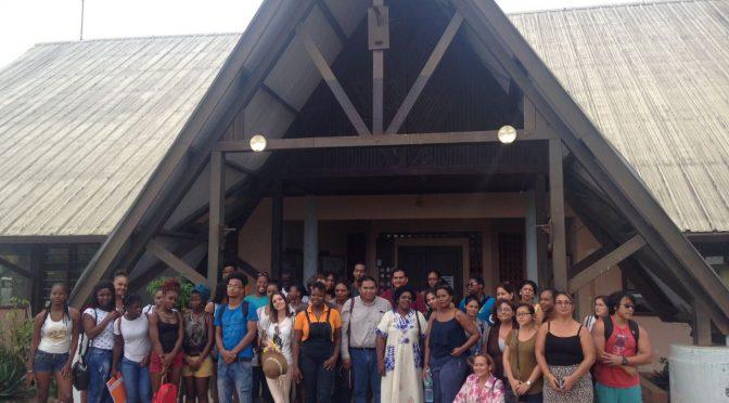 Un voyage culturel à Mana et Awala-Yalimapo