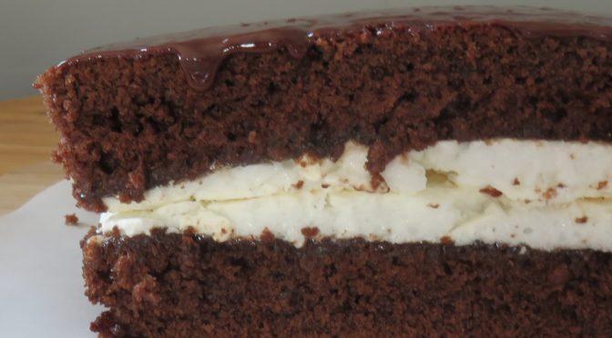La recette du mois :  gâteau arménien au chocolat meringué dit «Sourire»