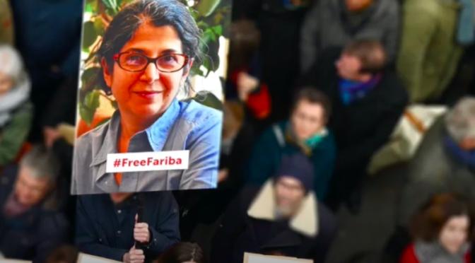 365 jours dans une geôle de Teheran ça suffit #FreeFariba !