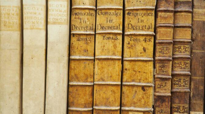 Les bibliothèques sont-elles des archives de chercheur ?