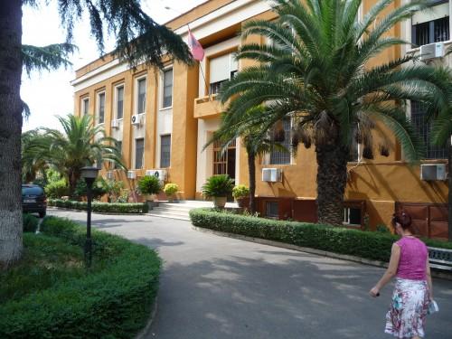 Arkivi Qëndror i Shtetit, Tiranë