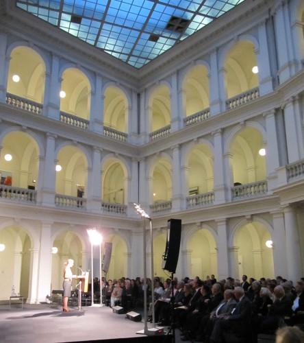 Conférence inaugurale de l'exposition