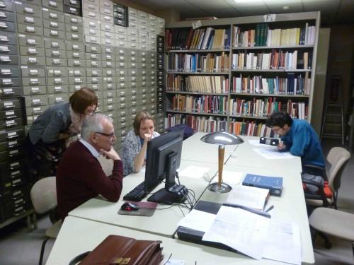 Atelier d'analyse des éléments textuels