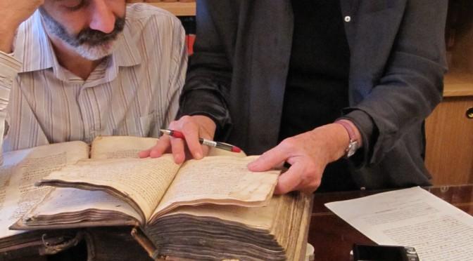 Nouvelle mission de catalogage à Istanbul (novembre 2014)