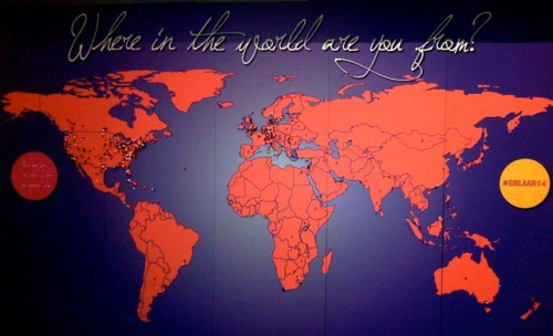 SBL Worldwide Poster